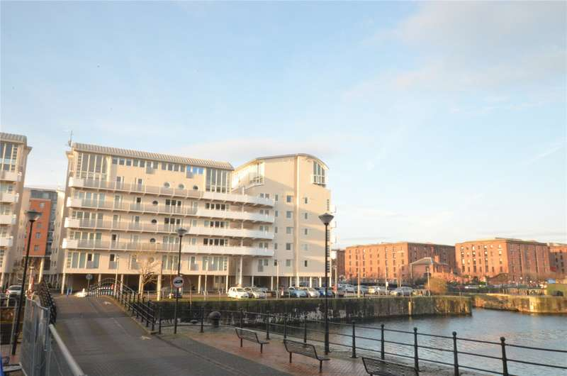 2 Bedrooms Apartment Flat for sale in Royal Quay, Liverpool, L3