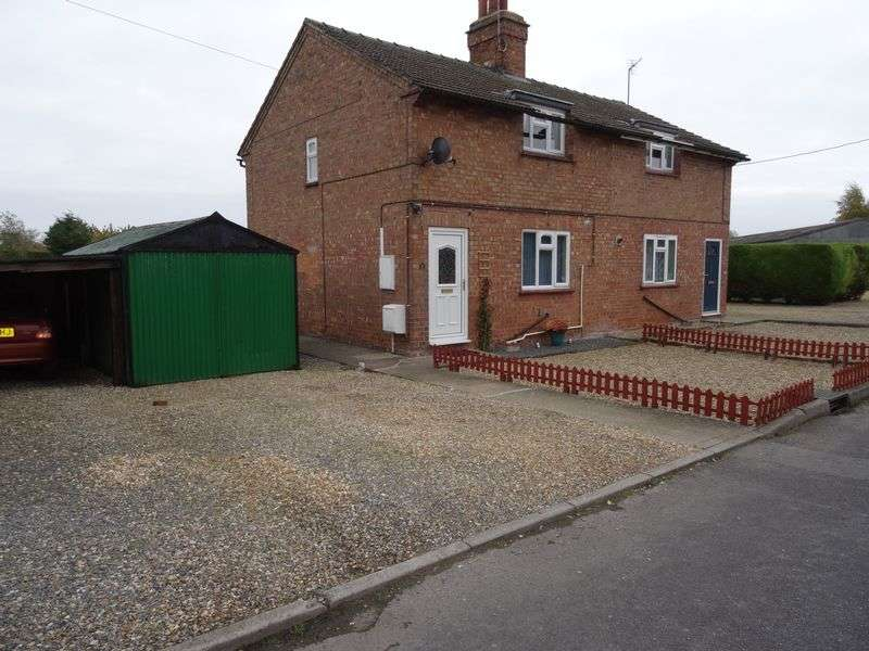 3 Bedrooms Semi Detached House for sale in Barnes Road, Spalding
