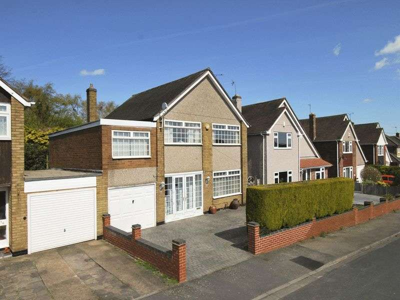 4 Bedrooms Detached House for sale in Milner Crescent, Coventry