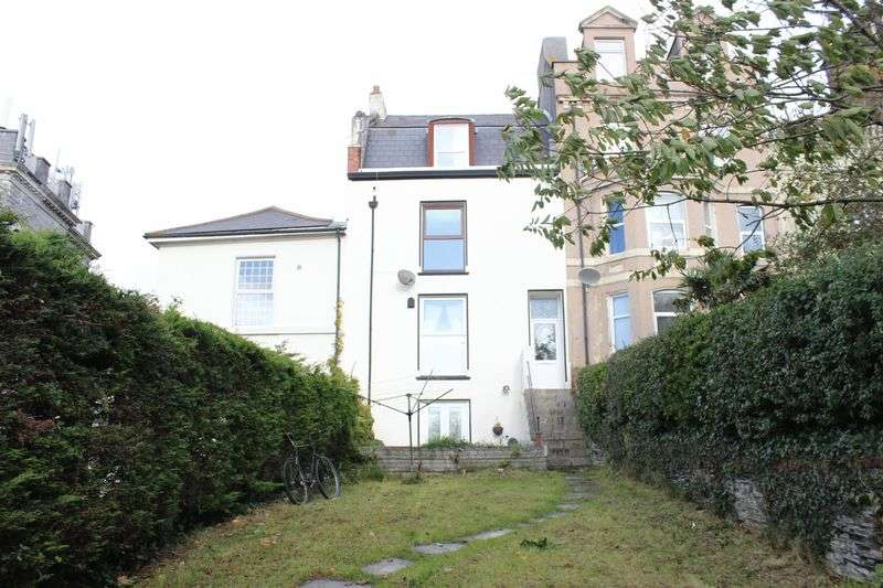 3 Bedrooms Flat for sale in Albert Road, Stoke, Plymouth