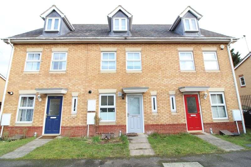 3 Bedrooms Terraced House for sale in Modern Town House in Leagrave