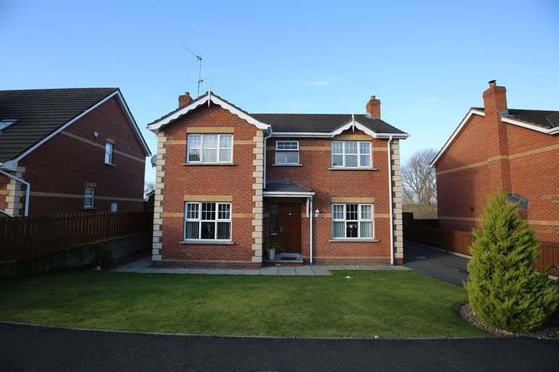 4 Bedrooms Detached House for sale in 46 Wentworth Green, Portadown