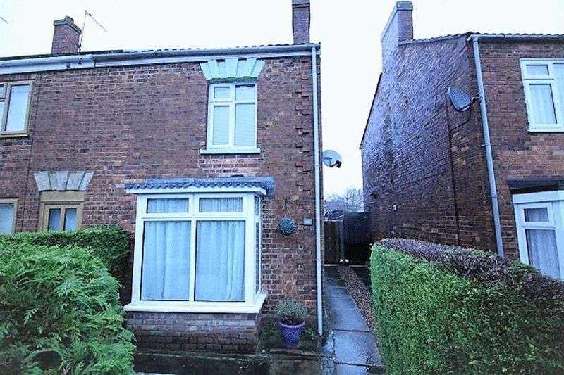2 Bedrooms Semi Detached House for sale in Horncastle