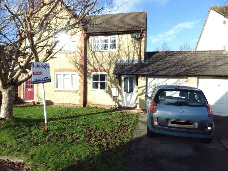 2 Bedrooms Semi Detached House for sale in The Bluebells, Bradley Stoke