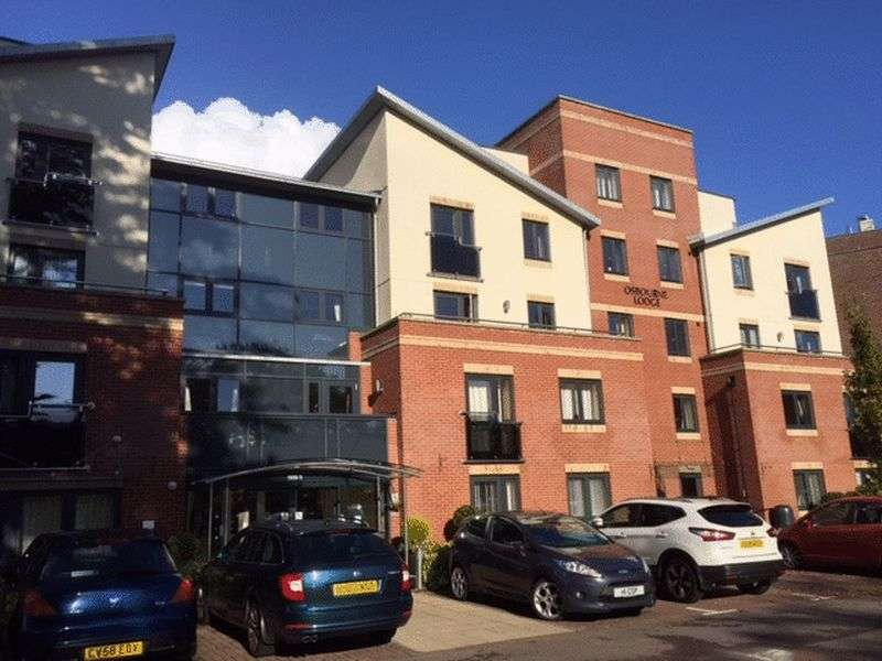 1 Bedroom Flat for sale in Osbourne Lodge, Poole Road, ** BOURNEMOUTH ** : ONE bed fourth floor retirement apartment