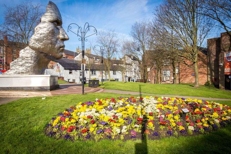 3 Bedrooms Detached House for sale in Plot 1, Caunce Road, Wigan