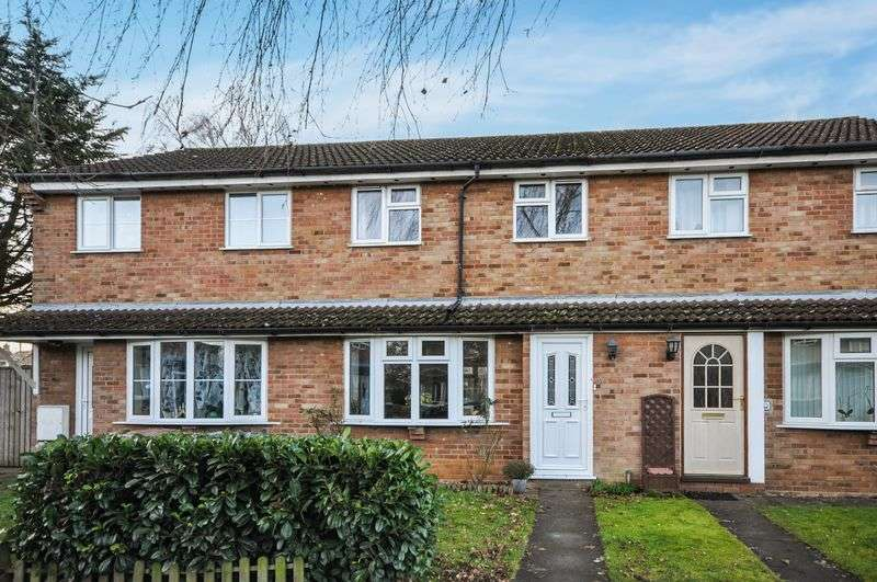 3 Bedrooms Terraced House for sale in Shannon Road, Bicester