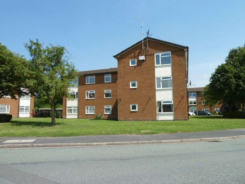 2 Bedrooms Flat for sale in 25 Meadow Drive, Shifnal