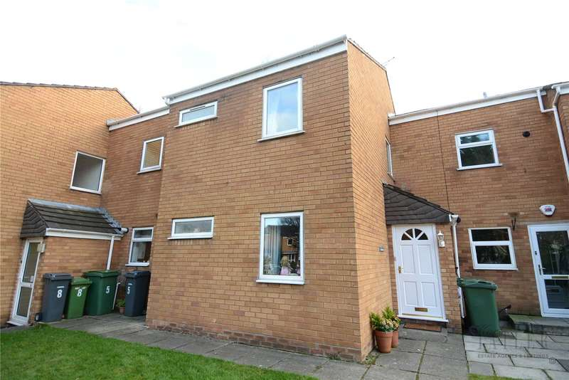 2 Bedrooms Flat for rent in Windsor Close, Greasby, Wirral