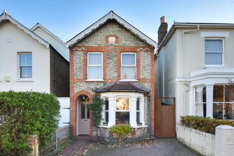 5 Bedrooms Detached House for sale in Richmond Park Road, Kingston upon Thames, KT2