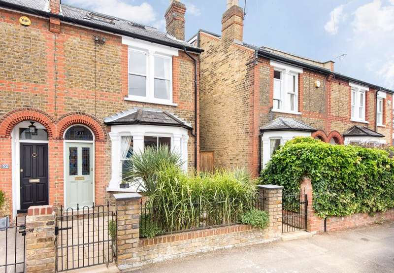 5 Bedrooms Semi Detached House for sale in Clifton Road, Kingston upon Thames KT2