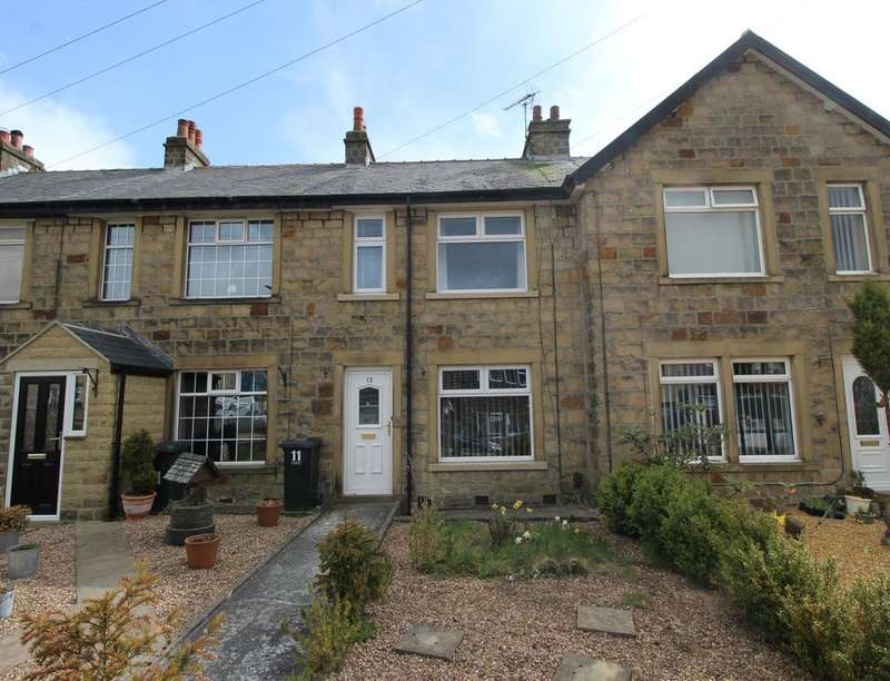 2 Bedrooms Property for sale in Church Street, Oakworth, Keighley, BD22
