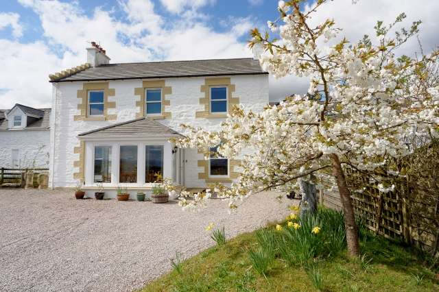 3 Bedrooms Link Detached House for sale in Dalinlongart, Sandbank, Dunoon, Argyll and Bute, PA23 8QS