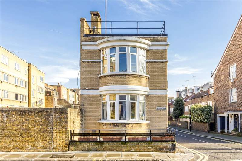 3 Bedrooms Detached House for sale in Bark Place, London, W2