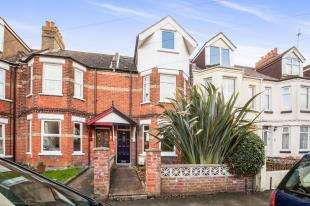 3 Bedrooms Terraced House for sale in Morehall Avenue, Cheriton, Folkestone, Kent