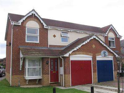 3 Bedrooms Semi Detached House for sale in Bennions Way, Catterick, Richmond, North Yorkshire