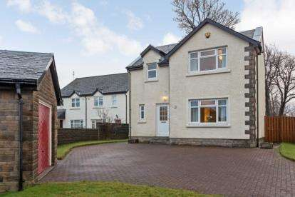 3 Bedrooms Detached House for sale in Brodie Park Crescent, Paisley