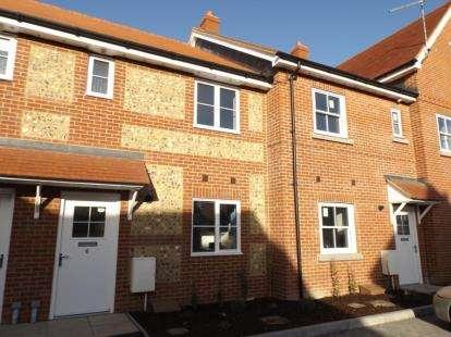 3 Bedrooms Terraced House for sale in Amesbury, Salisbury, Wiltshire