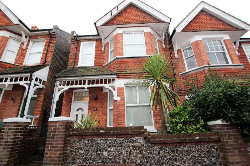 4 Bedrooms Terraced House for sale in Gore Park Road, Eastbourne, BN21 1TG