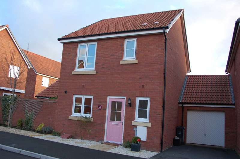 3 Bedrooms Link Detached House for sale in Roys Place, Monkton Heathfield