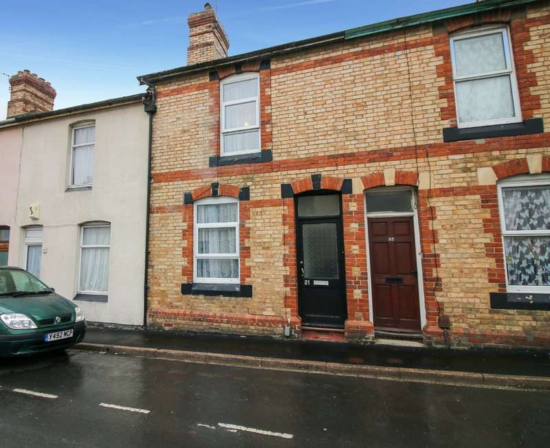 2 Bedrooms Terraced House for sale in Fairfield Terrace, Newton Abbot