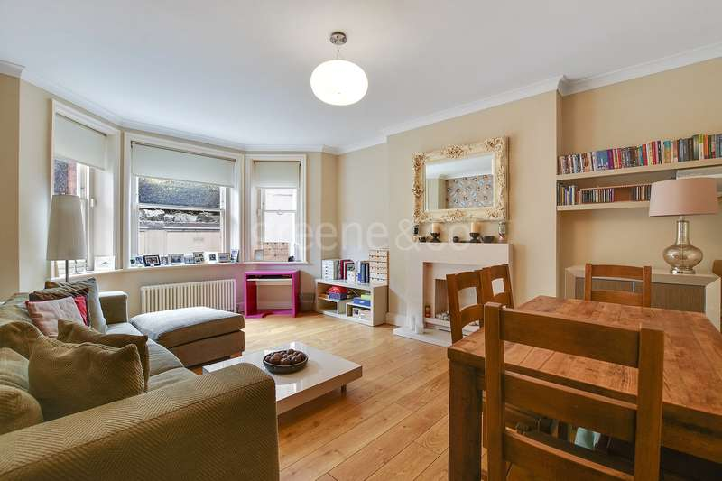 1 Bedroom Flat for sale in Marlborough Mansions, Cannon Hill, West Hampstead, London, NW6