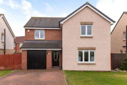 4 Bedrooms Detached House for sale in Blackhill Drive, Summerston, Glasgow