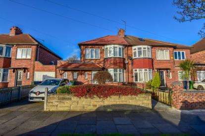 3 Bedrooms Semi Detached House for sale in Coast Road, Newcastle upon Tyne, Tyne and Wear, NE7