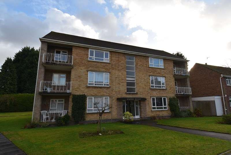 2 Bedrooms Flat for sale in Charlecott Close, Birmingham
