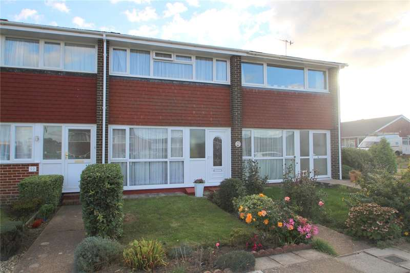2 Bedrooms Terraced House for sale in Brook Way, Lancing, West Sussex, BN15