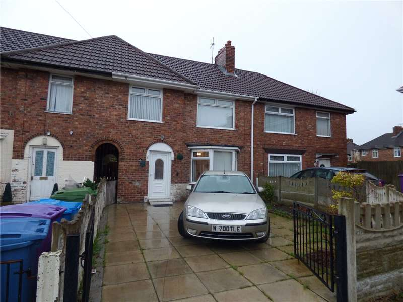 3 Bedrooms Terraced House for sale in Morningside Place, Liverpool, Merseyside, L11
