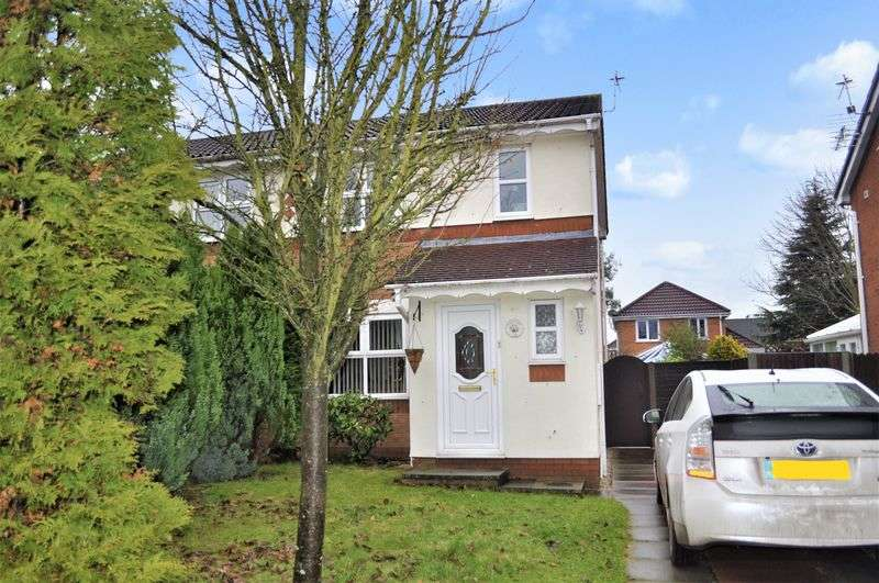 3 Bedrooms Semi Detached House for sale in Tutor Bank Drive, Newton-Le-Willows