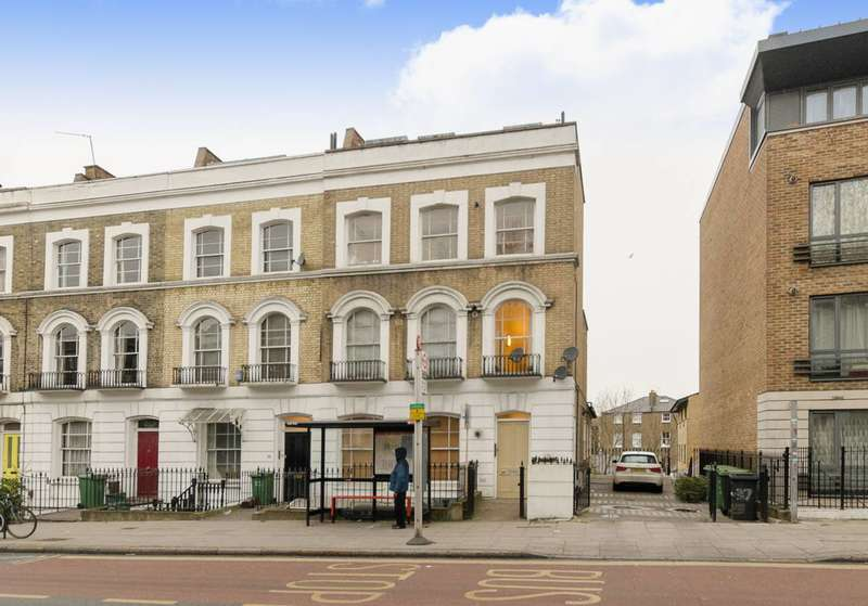 2 Bedrooms Flat for sale in Fortess Road, Kentish Town, NW5