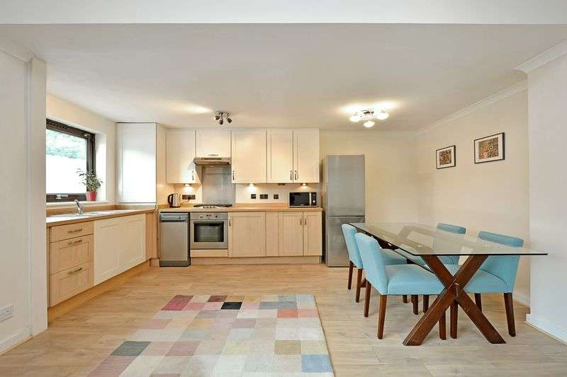 1 Bedroom Flat for sale in Free Trade Wharf, Wapping, E1W