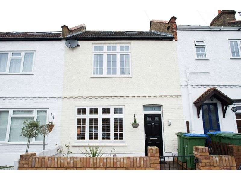 3 Bedrooms Terraced House for sale in Kings Road, Surbiton, KT6