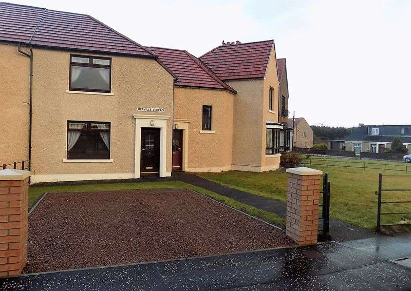 2 Bedrooms Terraced House for sale in Merville Terrace, Falkirk