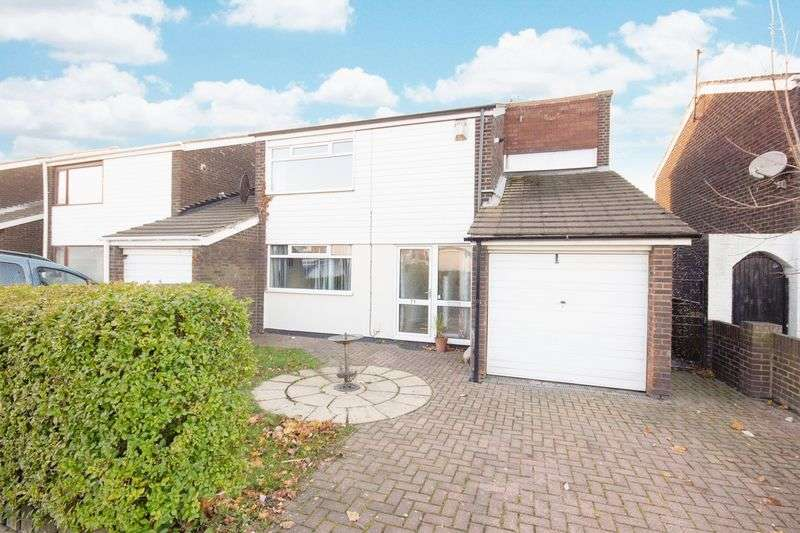 3 Bedrooms Terraced House for sale in Tawney Road, Eston, Middlesbrough, TS6 9RF