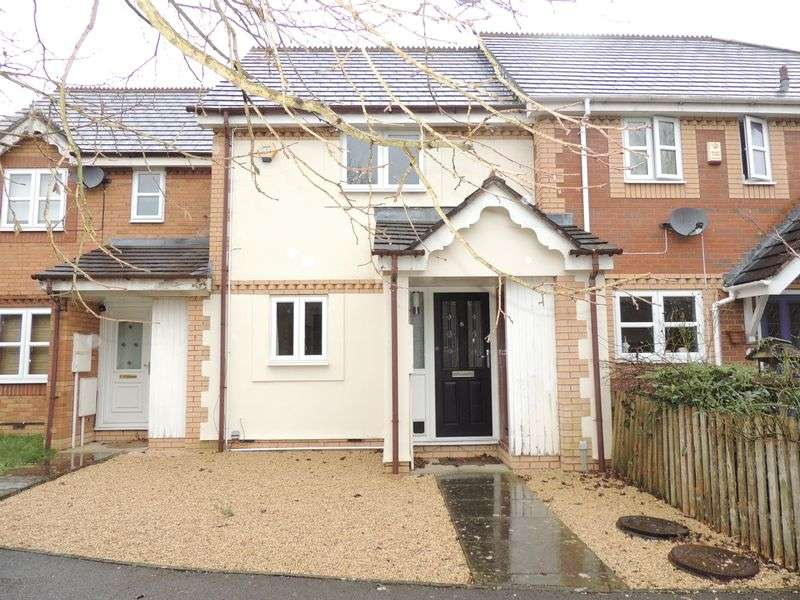 2 Bedrooms Terraced House for sale in Montrose Drive, Warmley, Bristol