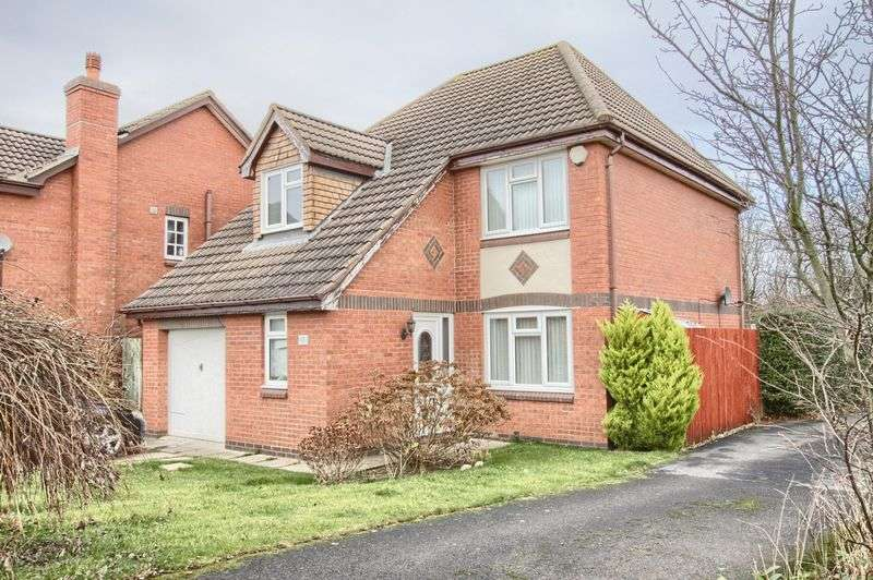 4 Bedrooms Detached House for sale in Rothbury Close, Ingleby Barwick