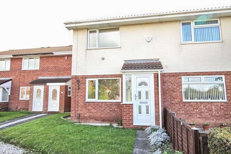 2 Bedrooms Terraced House for sale in Fox Close, Ingleby Barwick