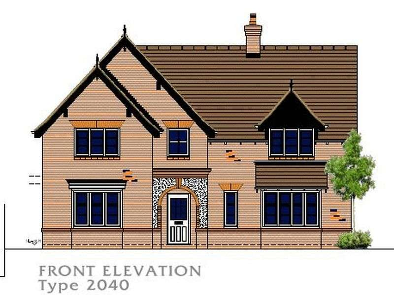 4 Bedrooms Detached House for sale in Cedar House, Woodlands Walk, Ironbridge