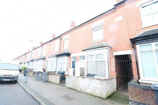 3 Bedrooms Terraced House for sale in Newcombe Road, Handsworth, B21
