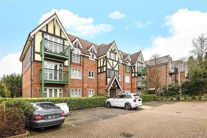 3 Bedrooms Apartment Flat for sale in Maplewood Court, 31 Eastbury Avenue, Northwood, Middlesex, HA6