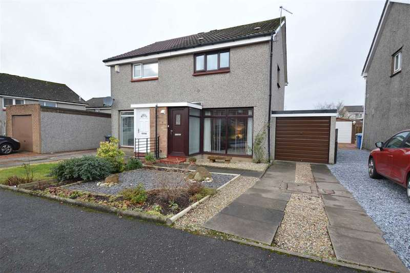 2 Bedrooms Semi Detached House for sale in Gillbank Ave, Carluke
