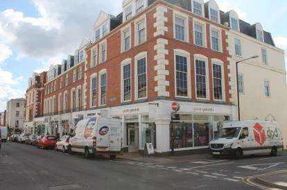 2 Bedrooms Flat for sale in Bedford Street, Leamington Spa