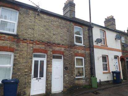 2 Bedrooms Terraced House for sale in Merritt Street, Huntingdon, Cambs