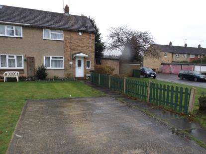 2 Bedrooms End Of Terrace House for sale in Ashwood Road, Potters Bar, Hertfordshire