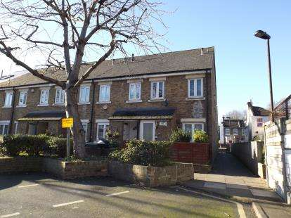 2 Bedrooms End Of Terrace House for sale in Antill Road, London