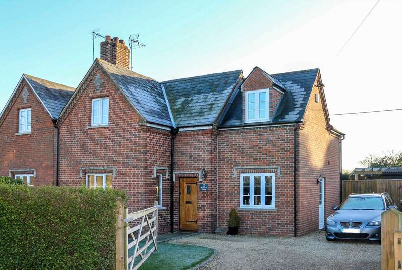 3 Bedrooms Cottage House for sale in High Road, Brightwell-Cum-Sotwell