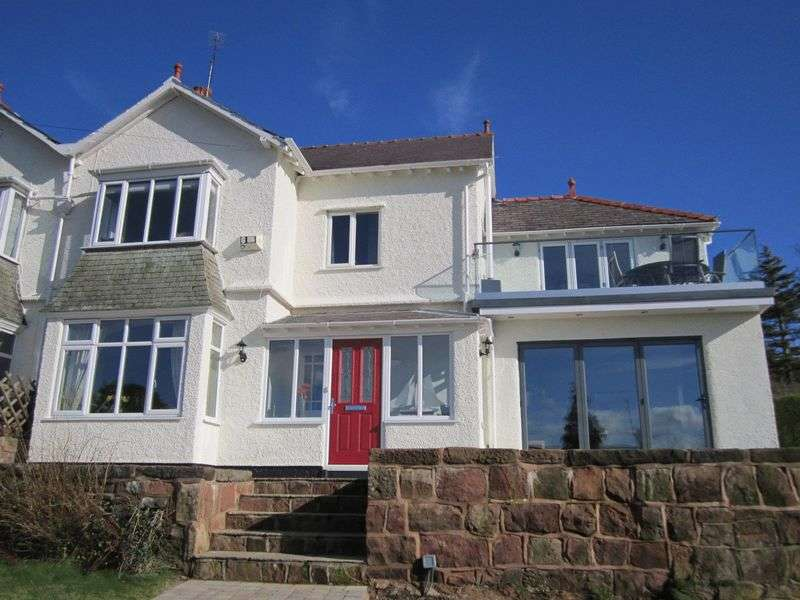 4 Bedrooms Semi Detached House for sale in The Mount, Heswall